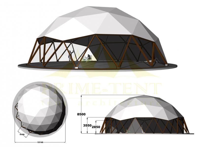 Геодезический купол